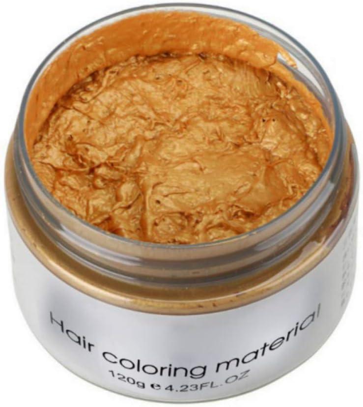 Blaward – Tinte para el pelo, cera para el pelo, forma temporal, color para bricolaje, crema para el pelo, 120 g
