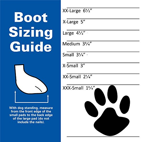 Guardian Gear Oxford Boots for Dogs, Medium, Pink