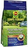 COMPO MV RASEN Floranid®, Moosvernichter mit Rasendünger 12kg