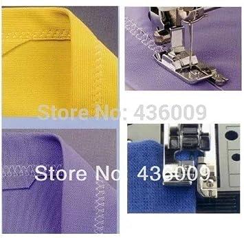 ShineBear - Pie para máquina de coser (G) 7310G Babylock Brother ...