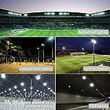 LEDMO 240W LED Flood Light, Bright LED Stadium