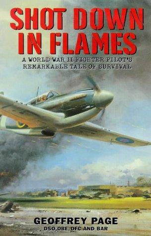 Read Online Shot Down in Flames: A World War II Fighter Pilot's Remarkable Tale of Survival PDF