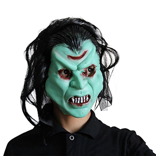 PanDaDa Halloween Mask Pullover Horror Mask Party Goods Cosplay Products Masquerade Mask