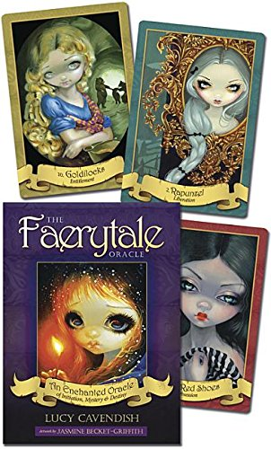 The Faerytale Oracle: An Enchanted Oracle of Initiation, Mystery & Destiny