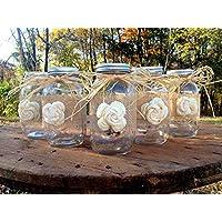 Amazon Com Rustic Wedding Decor Handmade Products