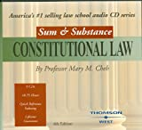 Sum & Substance Audio on Constitutional Law