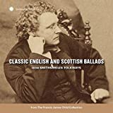 Classic English and Scottish Ballads fro