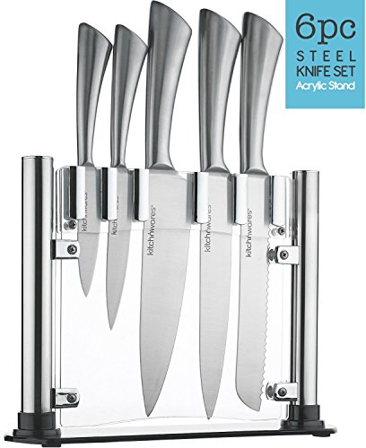 Piece Stainless Steel Knife Acrylic product image