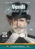 Verdi Gala 2004 / Cura, Nucci, Canettieri, Damato, Fabbricini, Rezza, Borin, Casalin, De Grandia, Michailov, Sacchi, Stoyanov, Zanellato, Palumbo, Parma