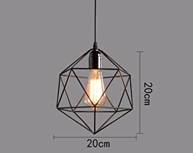 Industriale americano di ferro del vento lampadari stile Liberty ...