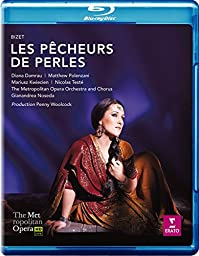 Bizet: Les Pêcheurs de perles (Bluray) [Blu-ray]