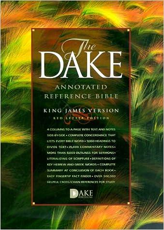 dake bible pdf free download - JS Photography