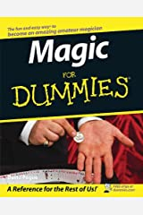 Magic For Dummies Paperback