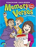 Teaching Children Memory Verses, Mary Davis, 158411066X