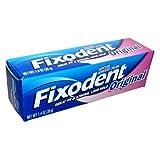 Fixodent Denture Adhesives Cream, Original - 1.4 Oz ( Case of 24 )