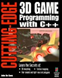 Cutting Edge 3D Game Programming with CD-ROM 9781883577704