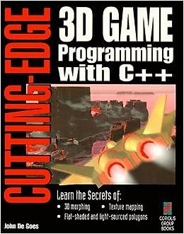 программирование 3d игр - фото 11