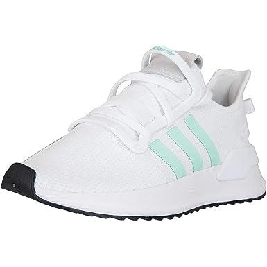 new arrival 100% quality speical offer adidas Originals Damen Sneaker U_Path Run weiß/Mint: Amazon ...
