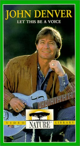 John Denver - Let This Be a Voice [VHS]