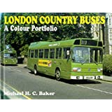 London Country Buses: A Colour Portfolio (Glory Days)