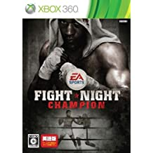 Fight Night Champion [Japan Import] by Electronic Arts