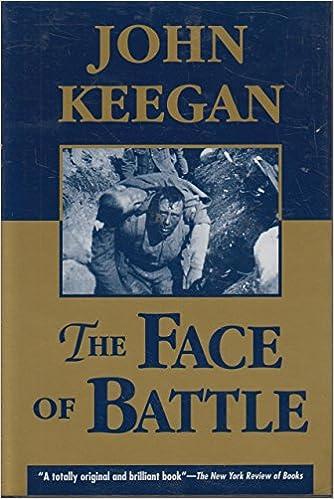 The Face Of Battle John Keegan 0000084893345 Amazon Books