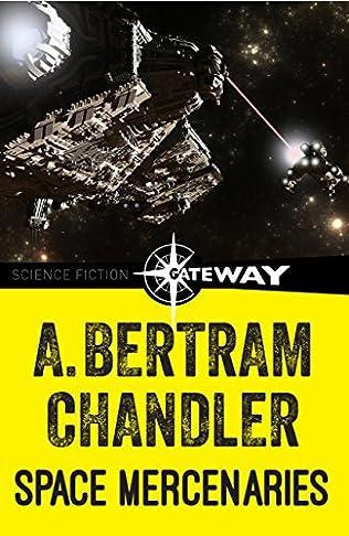 book cover of Space Mercenaries