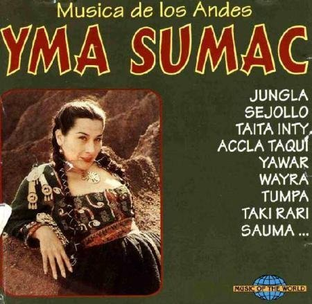 Musica De Los Andes 1996-01-01 Unknown Outstanding San Diego Mall by