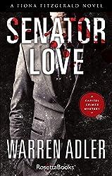 Senator Love (Fiona Fitzgerald Mystery Series Book 5)