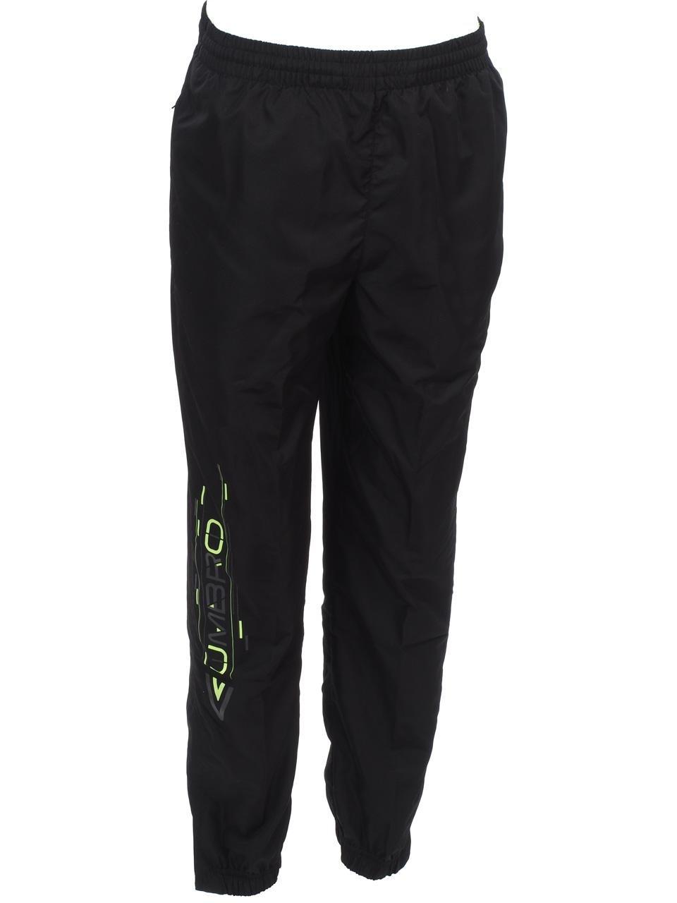 Umbro - Sr Woven negro pantsurvt - Pantalón de chándal, negro ...