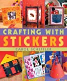 img - for Crafting with Stickers book / textbook / text book
