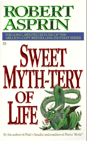 book cover of Sweet Myth-tery of Life