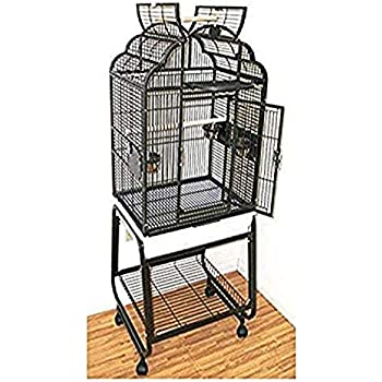 Amazon Com Hq S Opening Victorian Cage Small Parrot