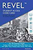 img - for 1: REVEL for The American People: Creating a Nation and a Society, Volume I -- Access Card (8th Edition) book / textbook / text book