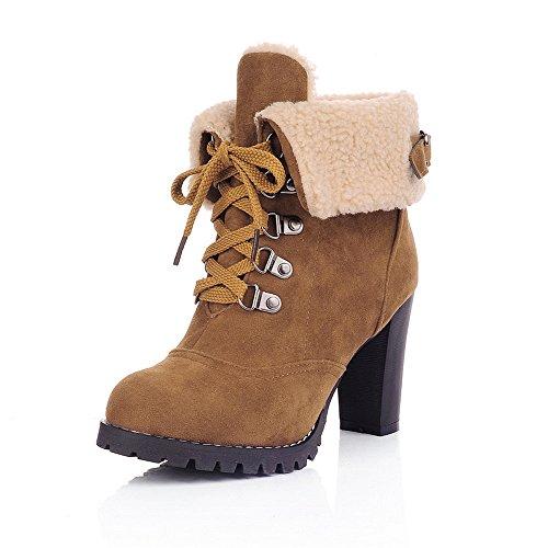 Heel Rubber Boots - 6