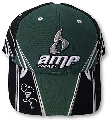LSD Chase Dale Earnhardt Jr. Vintage AMP Hat Green Black