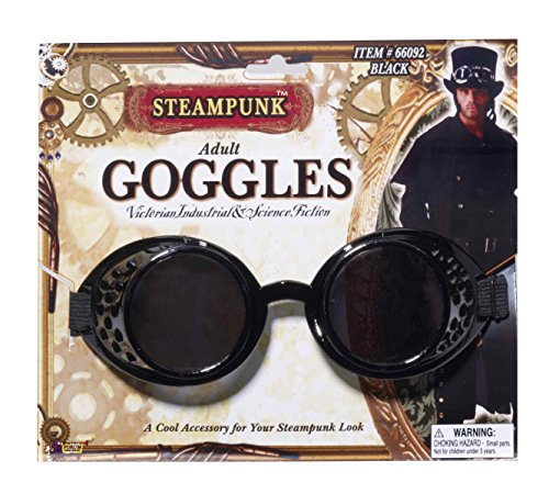 Steampunk Adult Goggles - Goggles Wholesale