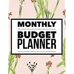 Monthly Budget Planner: Budget Planner for your Financial Life With Calendar 2018-2019 Beginner's Guide to Personal Money Management (Monthly Budget Planner and Bill Tracker)