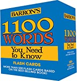 1100 Words You Need to Know Flashcards