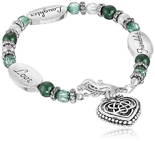 Expressively Yours Bracelet - Love Laughter Friendship