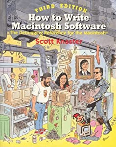 How to Write Macintosh Software: The Debugging Reference for the Macintosh
