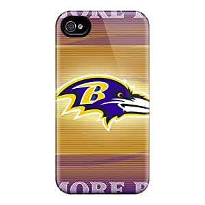 SherriFakhry Iphone 4/4s Best Hard Phone Cases Customized HD Baltimore Ravens Image [jZN8443NRdR]