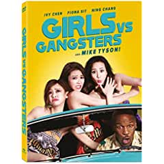GIRLS VS. GANGSTERS Arrives On Digital October 2 and On DVD November 6 from Well Go USA