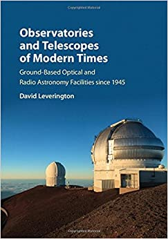 >IBOOK> Observatories And Telescopes Of Modern Times: Ground-Based Optical And Radio Astronomy Facilities Since 1945. series Santa hours Jugador player Objekt horas