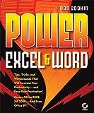 Power Excel and Word, Dan Gookin, 0782143792
