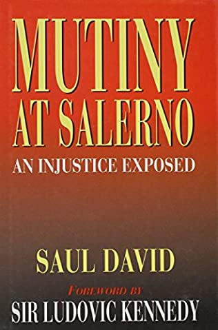 book cover of Mutiny At Salerno