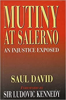 Book Mutiny at Salerno: An Injustice Exposed