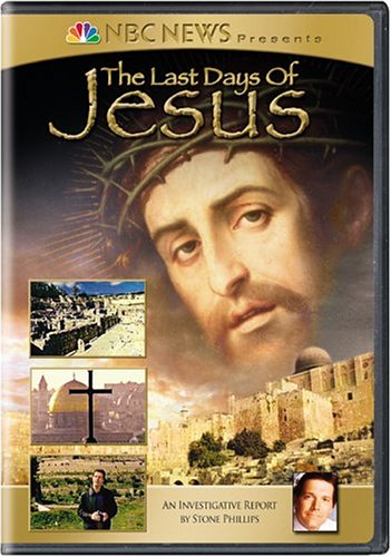 NBC News Presents: The Last Days of Jesus (Full Frame, Dolby, Subtitled)
