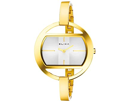 Reloj de Mujer Elixa Finesse E125-L515: Amazon.es: Relojes