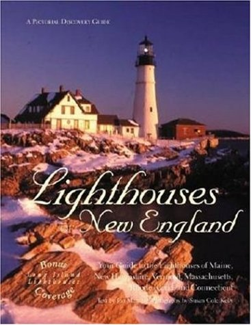 Lighthouses of New England (Pictorial Discovery Guide) ()